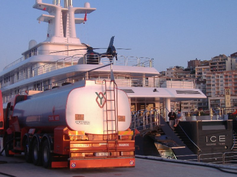 duty free fuel bunkering